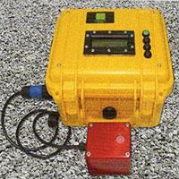 V901 GSM Seismograph