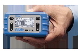 Personal Industrial Hygiene Air Sampling Pump