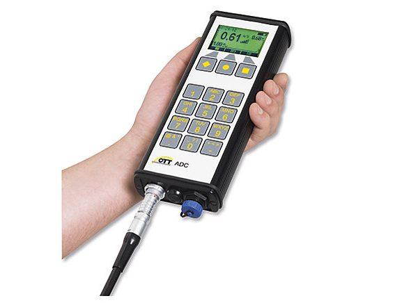 OTT ADC - Acoustic Digital Current Meter