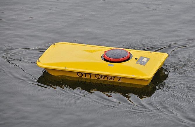 OTT Q Liner2 ADCP Boat