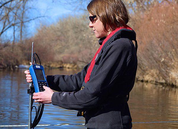 OTT MF pro - Water Flow Meter