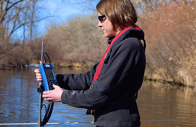 Ott Mf Pro Water Flow Meter Nvm