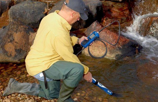 Hydrolab Surveyor HL Handheld