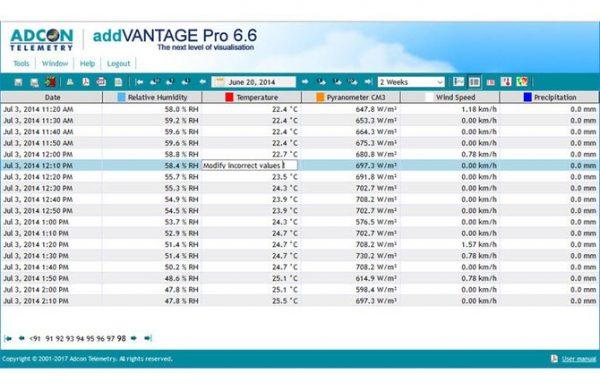 ADCON addVANTAGE 6.x