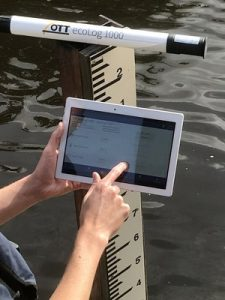 OTT  ecoLog 1000 New water level monitor is mobile-friendly